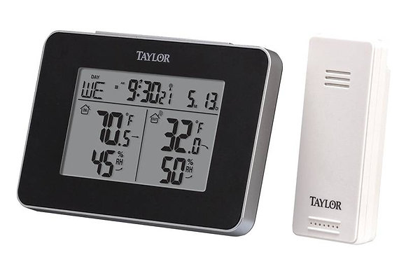 Taylor 1731 Wireless In/Out Thermometer