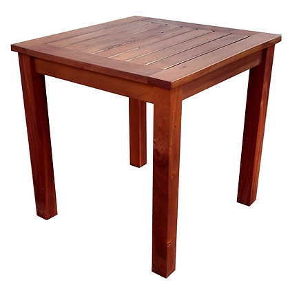 Seasonal Trends Table Side Wood, Teak