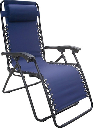Seasonal Trends Relaxer Chair, Blue