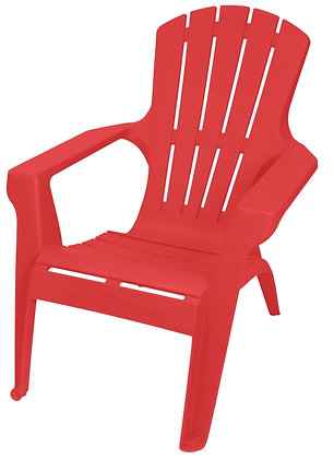 Adirondack Chair, Red Explosion