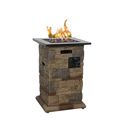 "Seasonal Trends 52073 Morgan Hill 29"" Fire Column"