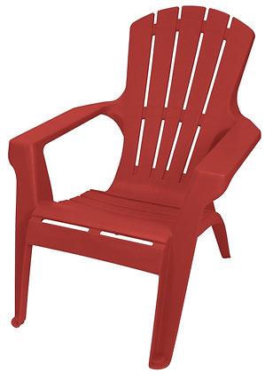 Adirondack Chair, Crimson Red