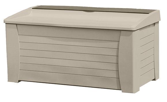 Suncast DB12000 Deck Box, Light Taupe