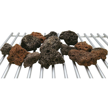 Char-Broil Lava Rocks For Gas Grills - 6 lb Bag