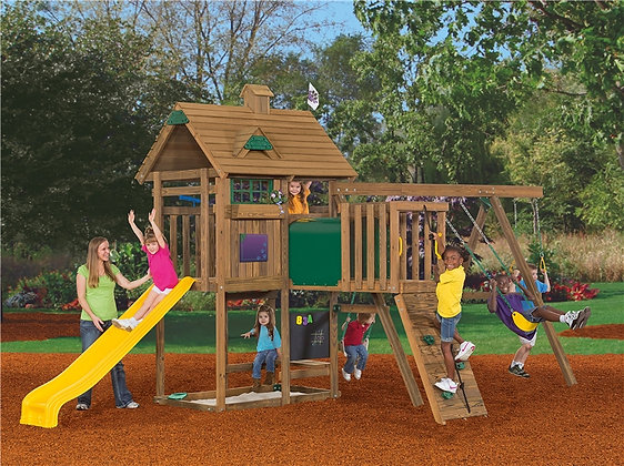 PLAYSTAR PS 7483 Ready-to-Assemble Playset Kit