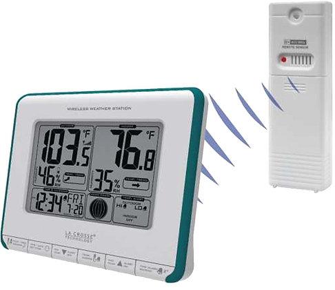 La Crosse 308-1711BL Wireless Weather Station