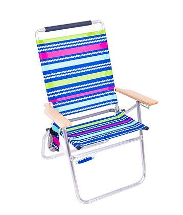 Rio Brands Chair Beach 4-Position