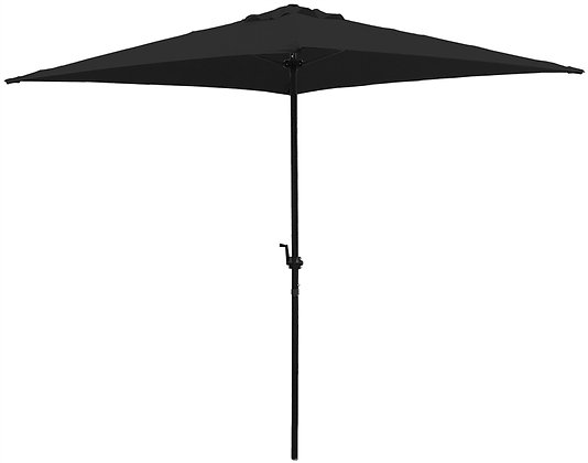 Seasonal Trends 6.5 ft Square Canopy, Black