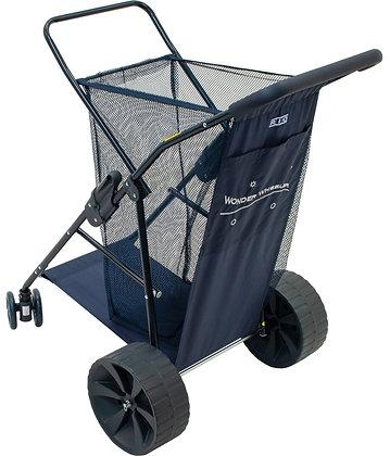 Rio Brands Deluxe Beach Cart
