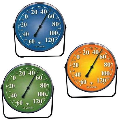 La Crosse 104-1512 Variety Pack Thermometer, 5 in