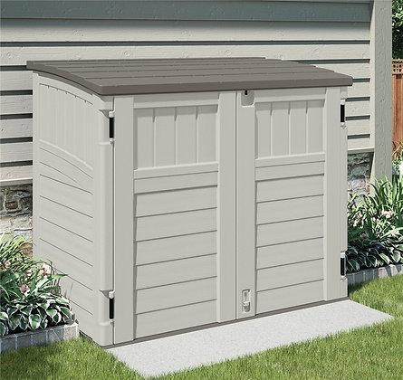 Suncast Stow-Away Storage Shed