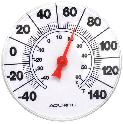 AcuRite 00208CA Thermometer, 8 in