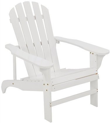 Seasonal Trends Adirondack Chair Cypress Seat, Cypress Frame