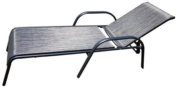 Seasonal Trends Aluminum Lounge Chair, 5 -Position