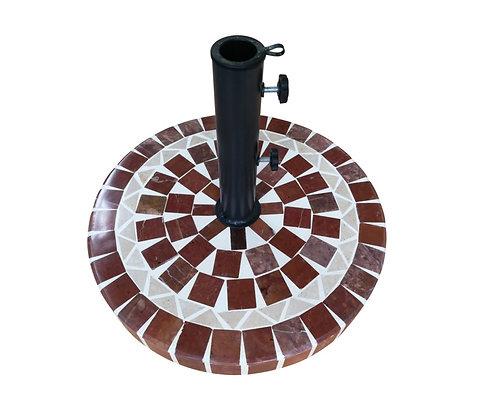 Seasonal Trends 65 lbs Mosaic Umbrella Base