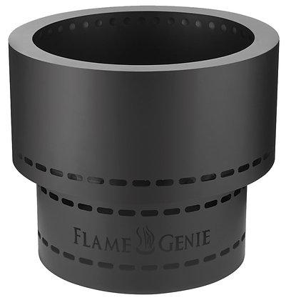 FLAME GENIE FG-19 Wood Pellet Fire Pit, 19 in