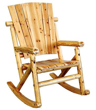DURAFLAME TX Aspen Single Rocking Chair
