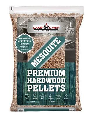 Camp Chef Mesquite Premium Hardwood Pellets (20 lbs)