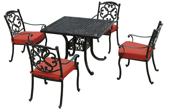 Seasonal Trends Athena Dining Set, All Weather