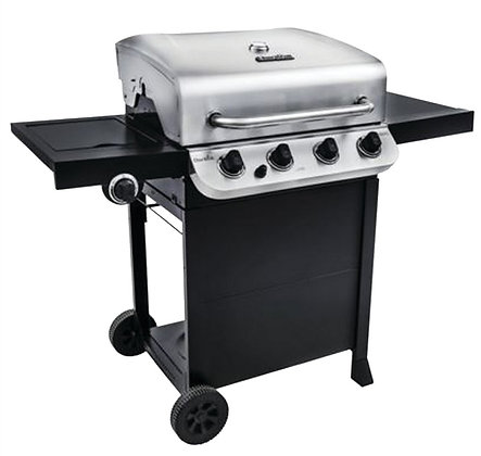 Char-Broil Performance Series 463376017 Gas Grill, Stainless Steel