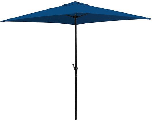 Seasonal Trends 6.5 ft Umbrella, Blue