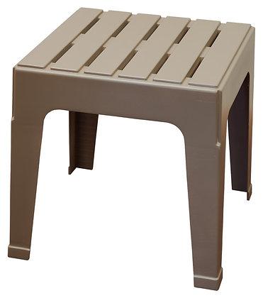 Adams BIG EASY Stack Table, Portobello