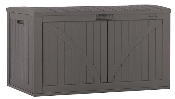 Suncast Deck Box, Gray