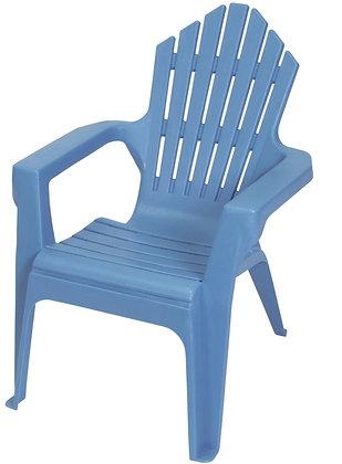 Gracious Living Kiddie Adirondack Chair, Blue Heaven