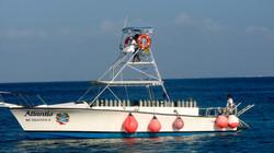 Cozumeldiveboat