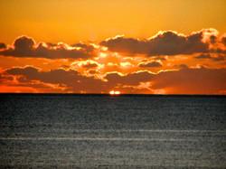 Sunset StKitts