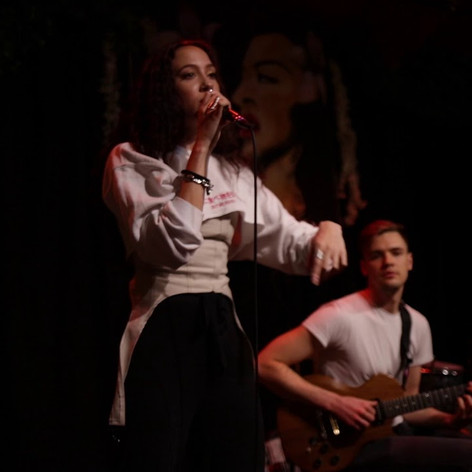 Morgan Munroe - Mama Taught Me at Acoustickle