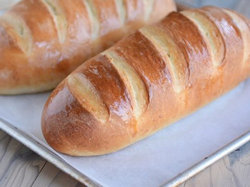 Easiest French Bread Ever!
