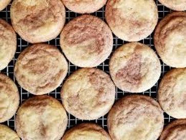Classic Snickerdoodle Cookie Mix