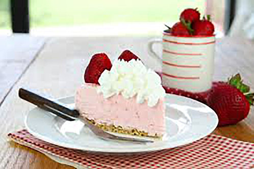 Summer Strawberry No Bake Dessert Mix