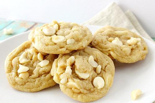 White Chocolate and Macadamia Nuts Cookie Mix