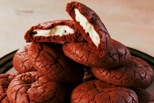 Inside Out Red Velvet Cookie Mix