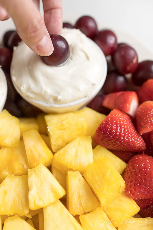 Cream Cheese Fruit Dip Mix -Cherry