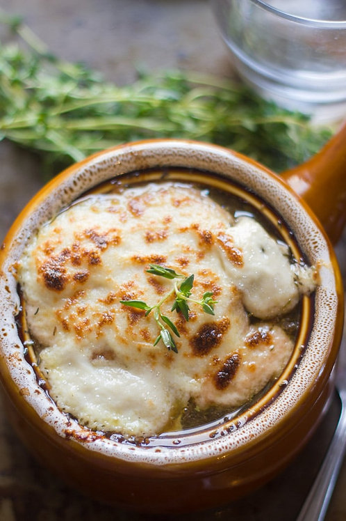 Creamy French Onion Soup Mix