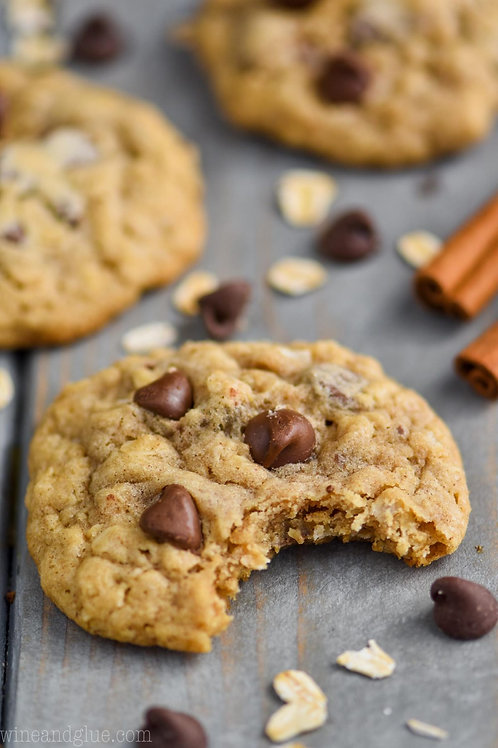 Oatmeal & Chocolate Chip Cookie Mix