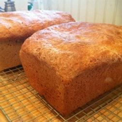 Basic Whole Wheat with Honey Bread Mix