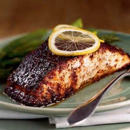 Alaska's Best Salmon Rub