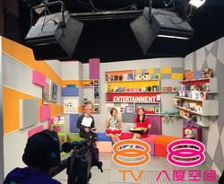 8TV-八八六十四·访问《一日一唱》网络比赛8TV电视台专访
