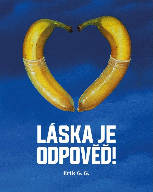 Láska je odpověď! obálka knihy