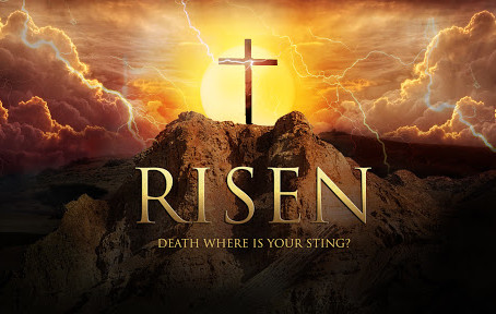 Easter Sunday - HE IS RISSEN