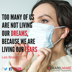 Live Your Dreams, Not Your Fears