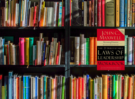 Book Review - 21 Irrefutable Laws of Leadership