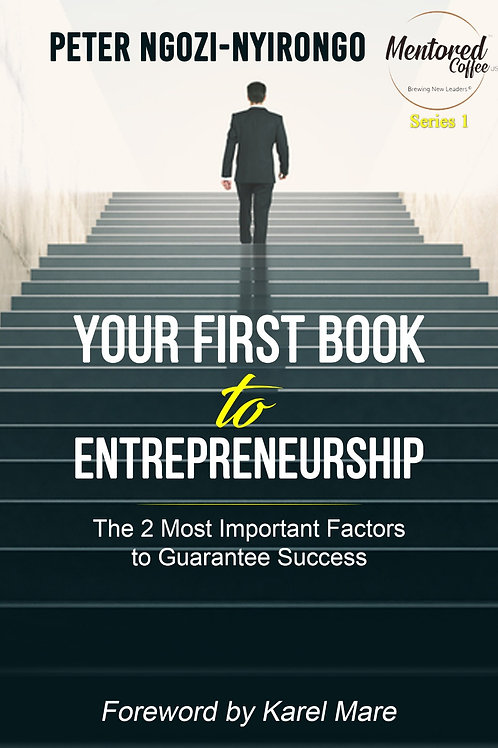 Your First Book To Entrepreneurship