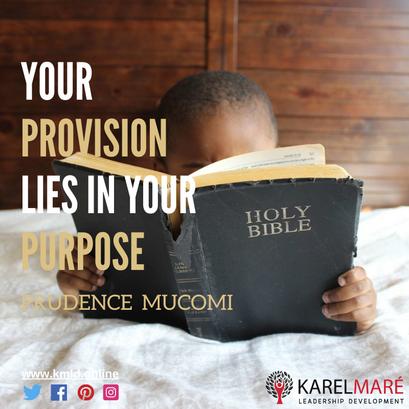 Provision in Purpose