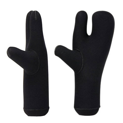 Atlan 7mm Dry Mitts With Plastisoft Palms (MS-03P)