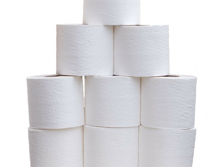 Extensible Energy Now Accepting Toilet Paper with Cyber Coin Transactions